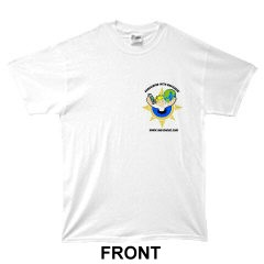Geocaching With Navicache Shirt - Front